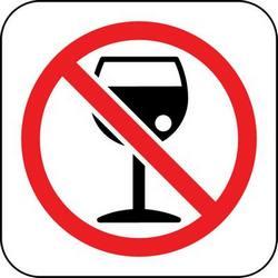 Non bere alla Guida